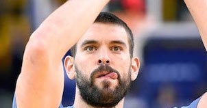Marc Gasol - Featured Image