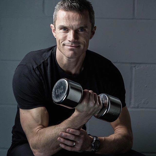Matt Roberts, personal trainer