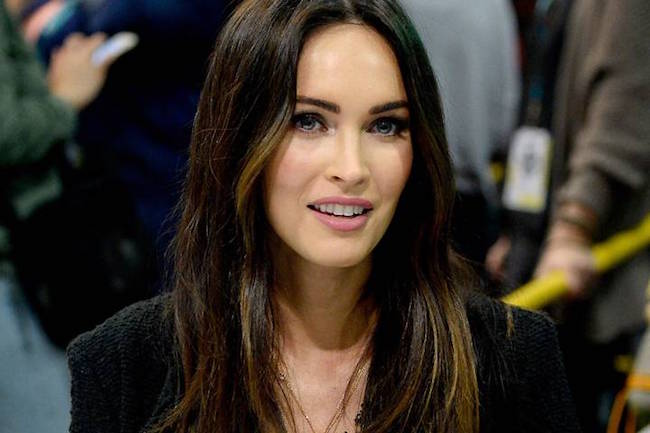 Megan Fox attends an autograph signing at WonderCon on March 25, 2016 at the LA Convention Center in Los Angeles, California
