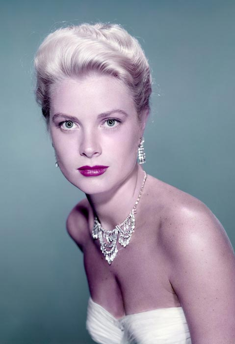 Princess Grace Kelly hot