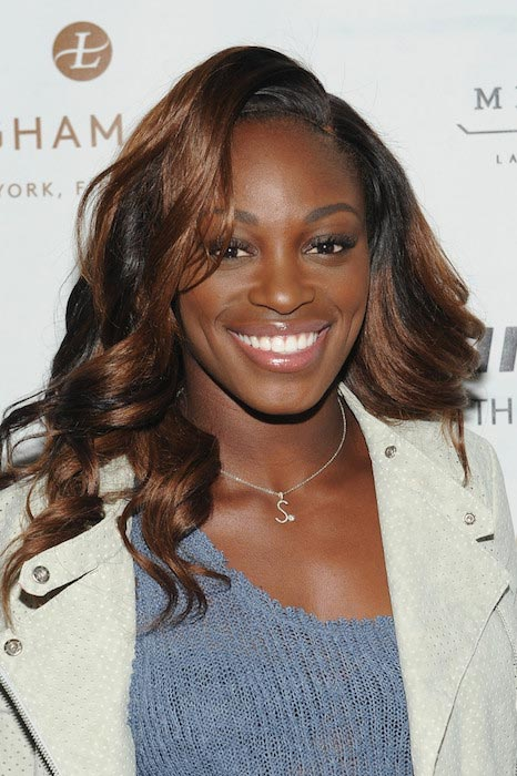 Sloane Stephens during Taste Of Tennis Week on August 29, 2015 in New York City
