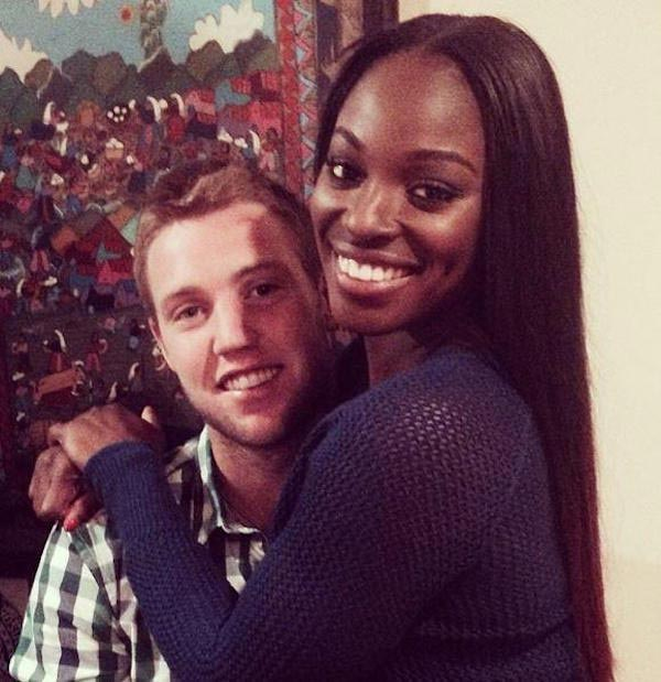 Sloane Stephens and Jack Sock