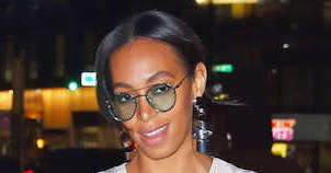Solange Knowles Height, Weight, Age, Body Statistics