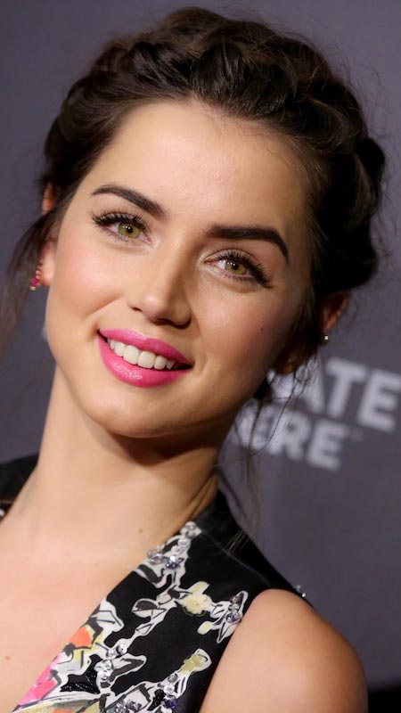 Ana de Armas at the premiere of Knock Knock on October 7, 2015