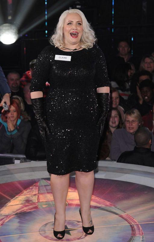 Claire Richards at the launch of Celebrity Big Brother Live in 2013