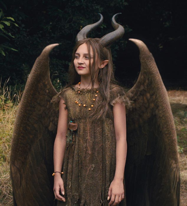 Isobelle Molloy as Young Maleficent