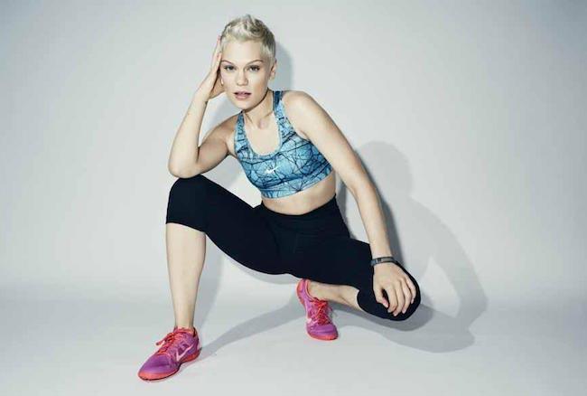 Jessie J fit body