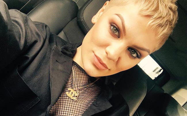 Jessie J headshot