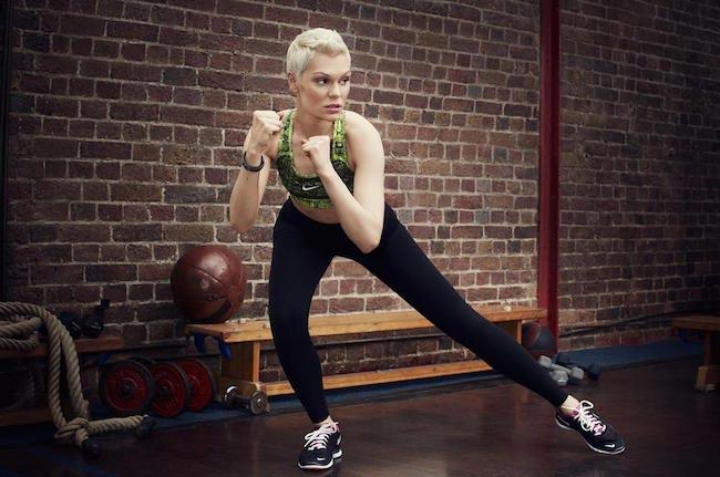 Jessie J lean figure