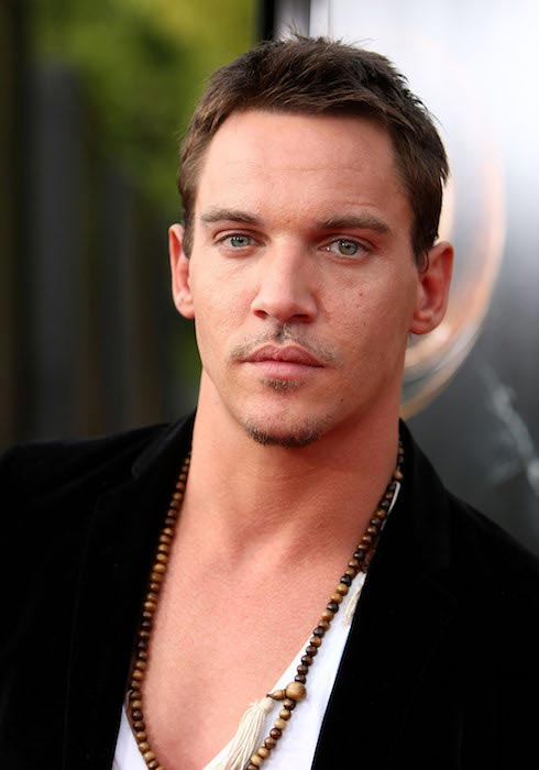 Jonathan Rhys Meyers at the premiere of The Soloist