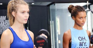 Josephine Skriver and Jasmine Tookes - Featured Image