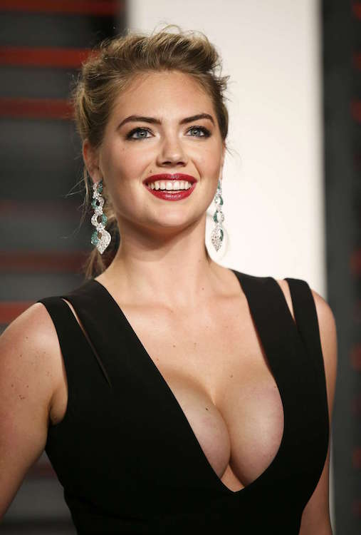 Kate Upton at 2016 Vanity Fair Oscar Party