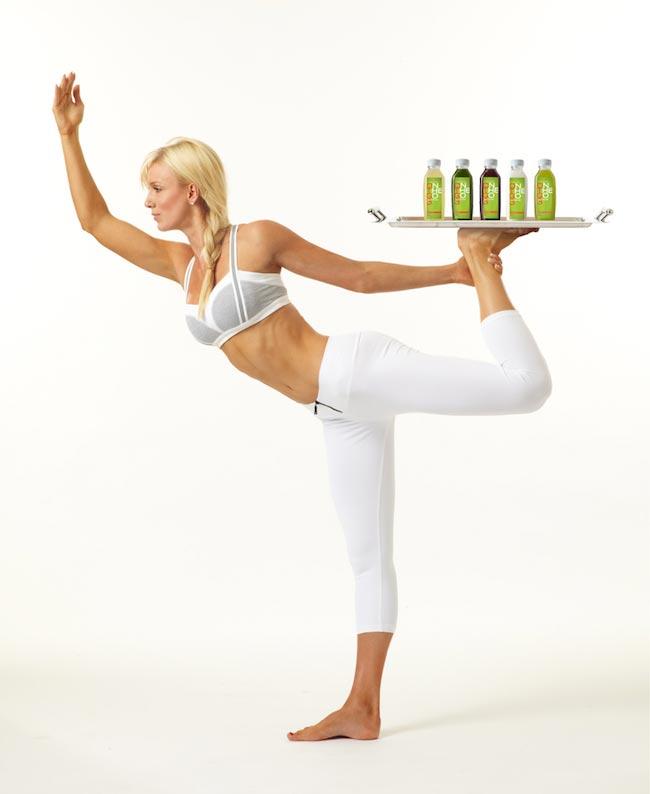 Kirsty Dunne body balance