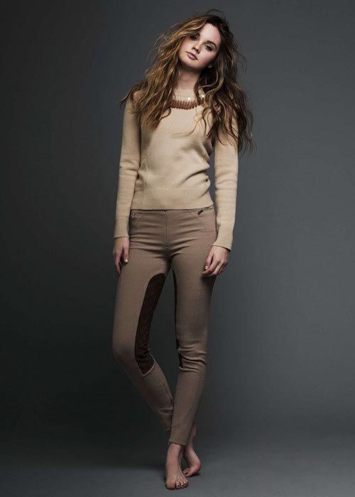 Liana Liberato at Justin Campbell Photoshoot 2015