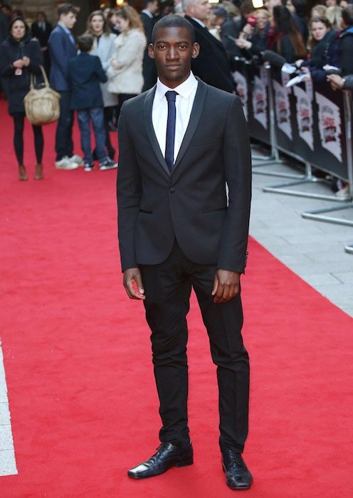 Malachi Kirby at The Jameson Empire Awards 2016