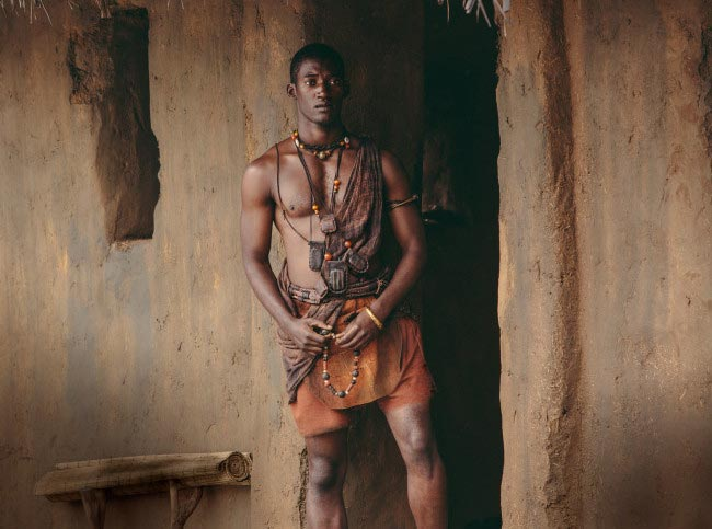 "Malachi Kirby as seen in ""Roots"""