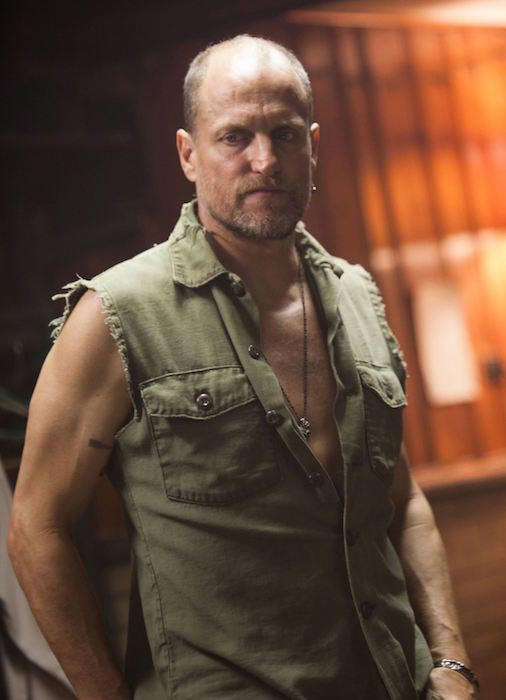 Woody Harrelson in a still from 'Out of the Furnace'