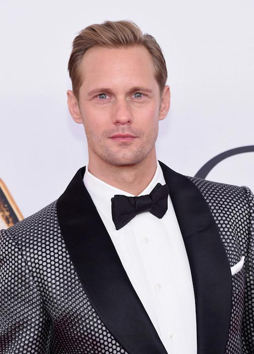 Alexander Skarsgard during CFDA Fashion Awards 2016
