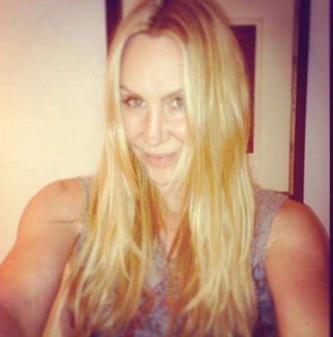 Andrea Orbeck close up
