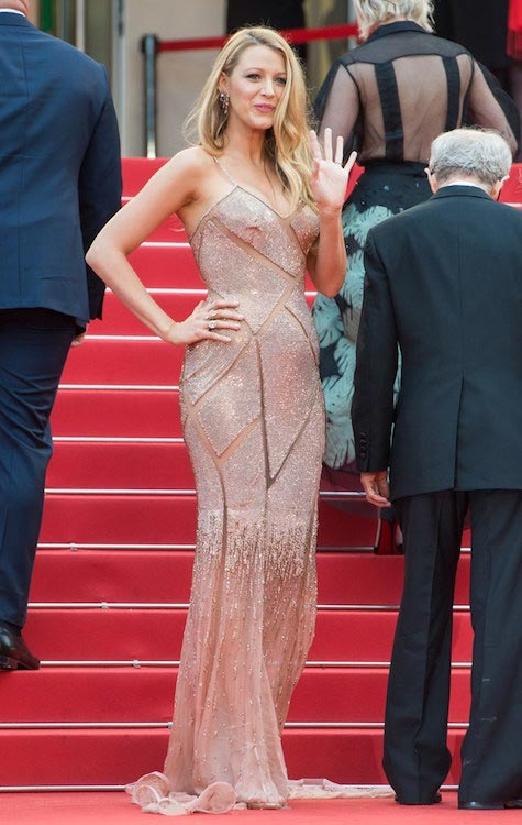 Blake Lively at Cannes 2016