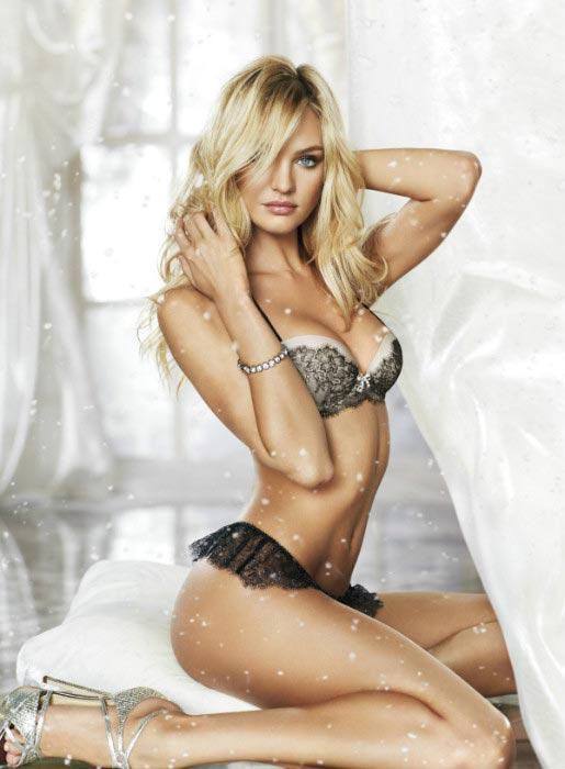 Candice Swanepoel hot VS angel