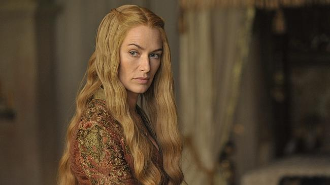 Cersei Lannister by Lena Headey