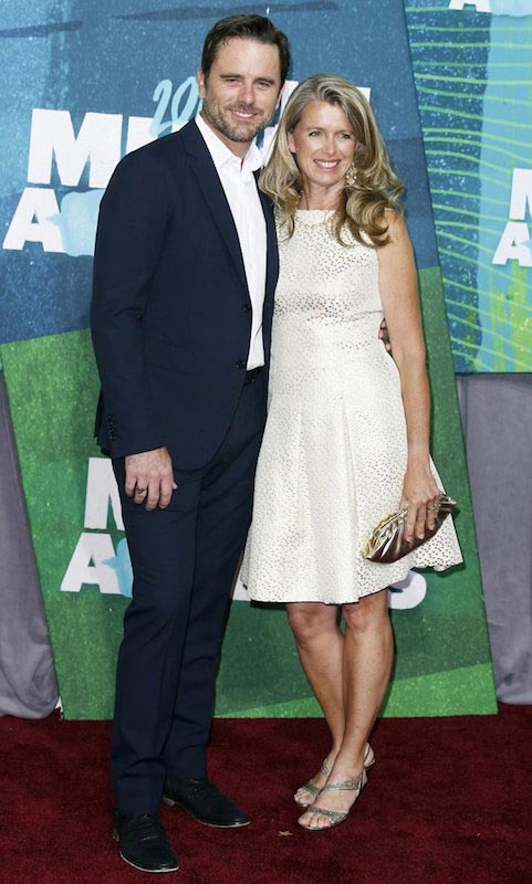 Charles Esten and Patty Hanson at CMT Music Awards 2015