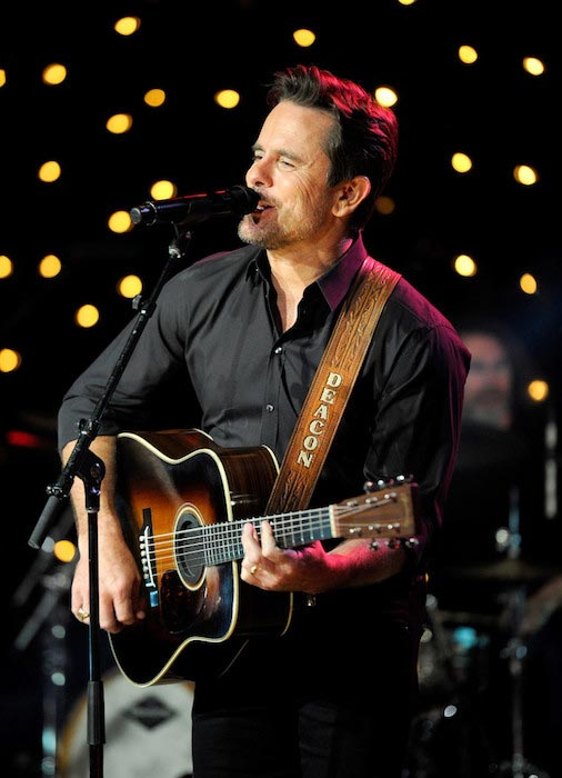 Charles Esten during Skyville Live Salutes the Magic of Music City in July 2016