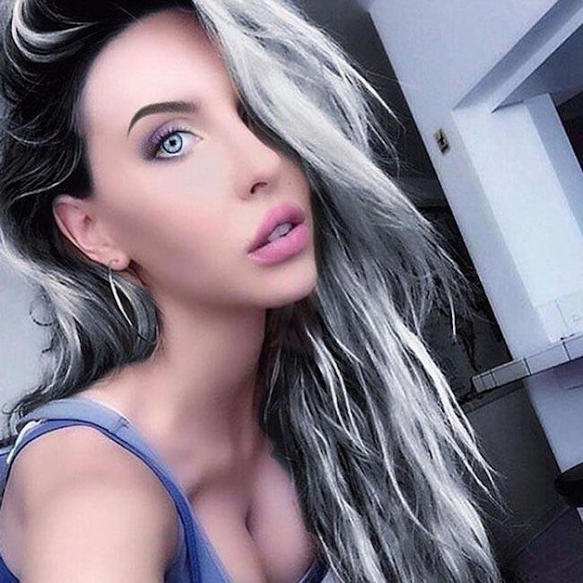 Chloe Lattanzi close up