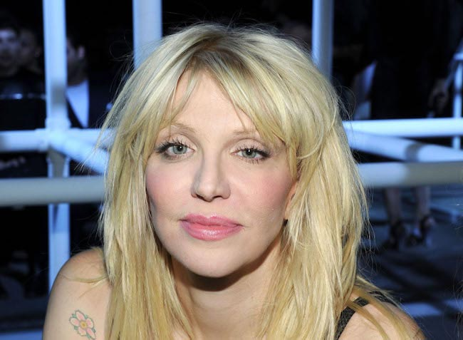 Courtney Love headshot