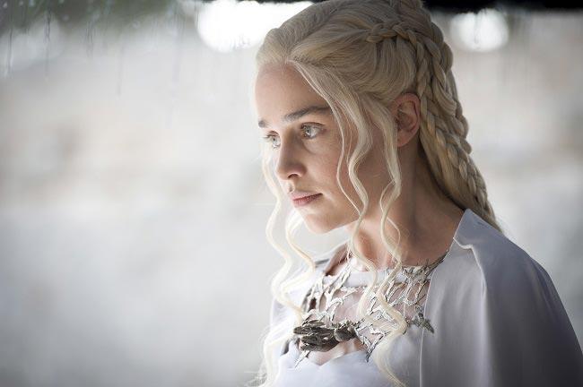 Daenerys Targaryen by Emilia Clarke