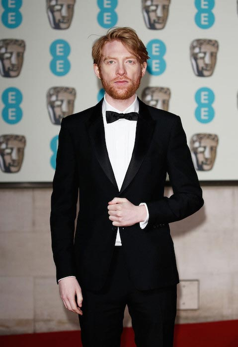 Domhnall Gleeson at After Party Dinner for the EE British Academy Film Awards 2016