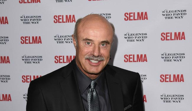 Dr. Phil McGraw - Forbes 2016 Highest Earnings