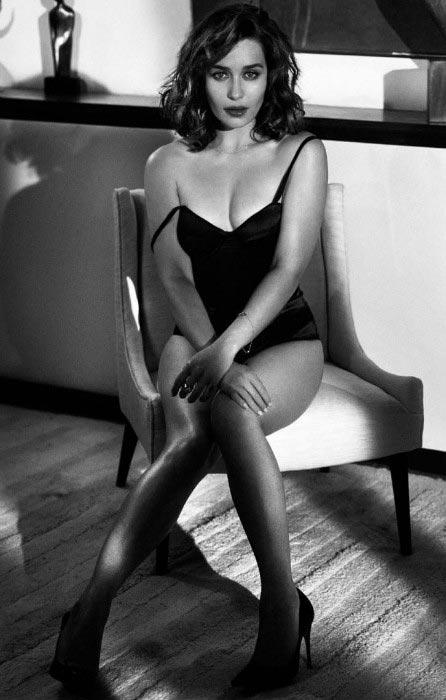 Emilia Clarke hot woman
