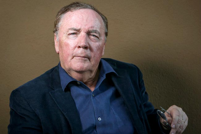 James Patterson - Forbes 2016 Highest Earnings