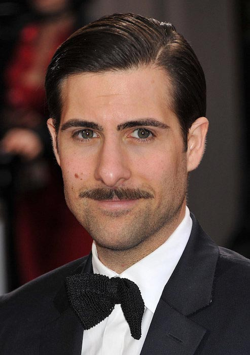 Jason Schwartzman at the Oscars