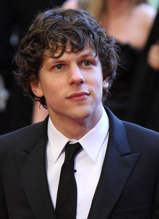 Jesse Eisenberg at 83rd Annual Academy Awards