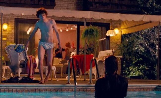 Jesse Eisenberg shirtless body