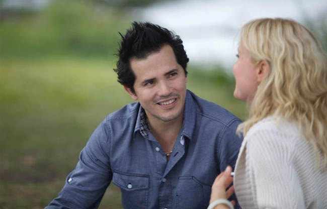 John Leguizamo and Radha Mitchell in a still from Fugly