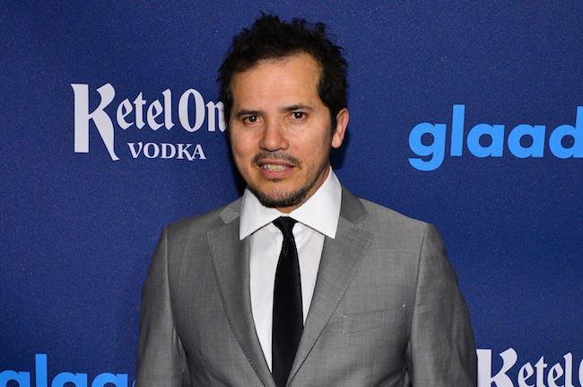 John Leguizamo at Annual GLAAD Media Awards on March 16, 2013