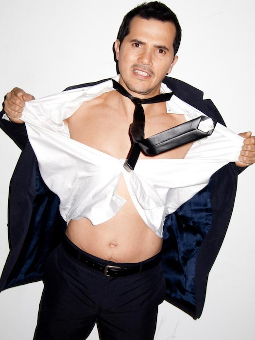 John Leguizamo for Giant Magazine 2011 issue
