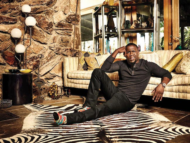 Kevin Hart lifestyle