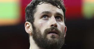 Kevin Love Height, Weight, Age, Body Statistics