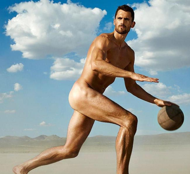 Kevin Love body