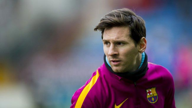 Lionel Messi - Forbes 2016 Highest Earnings