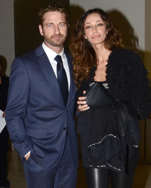 Madalina Ghenea and Michael Fassbender