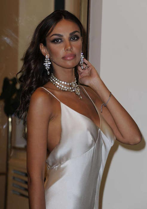 Madalina Ghenea at 2016 Ischia Global Film and Music Fest