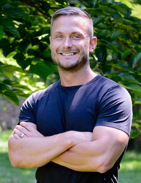 Trainer Magnus Lygdback
