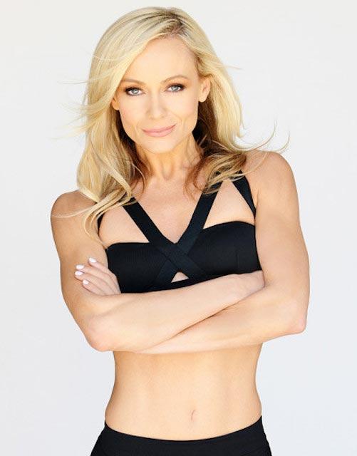 Celebrity Trainer Simone De La Rue