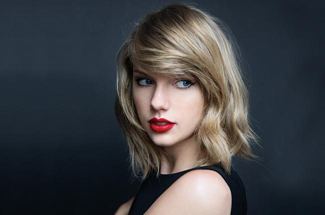 Taylor Swift - Forbes 2016 Highest Earnings